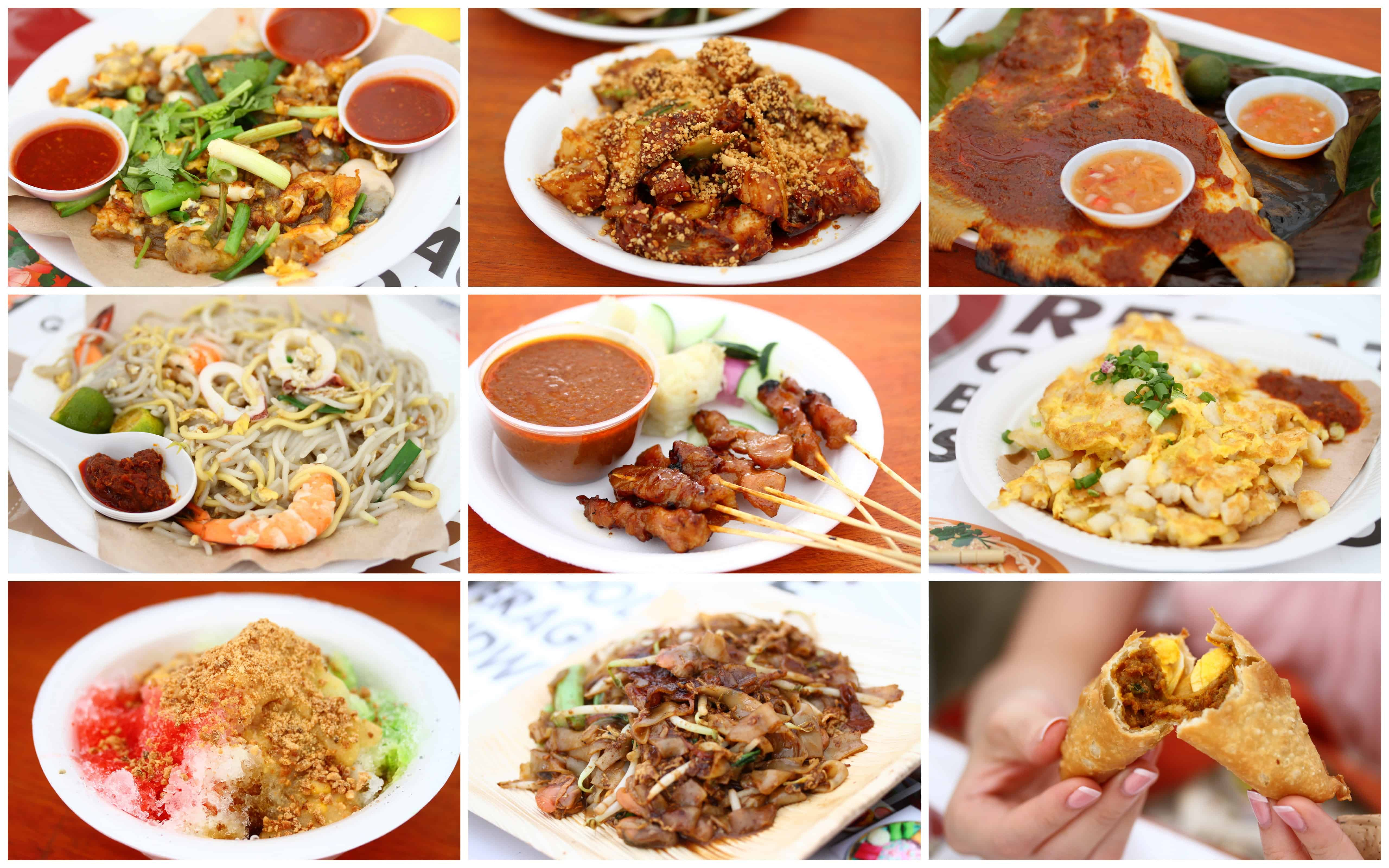 Singapore Favourite Food 2013 - Feast on a spread of local ...