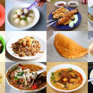 10 Must-Try Hawker Food in Penang