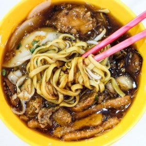 Bukit Purmei Lor Mee is back - Now at West Coast Drive!