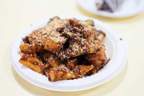 Rojak Line - Chio Bu Selling Vegetarian Rojak in Holland Drive