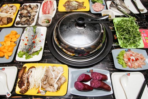 "Steam Box - Hong Kong's Latest Food Trend ""Steam-potting"" is in Singapore!"
