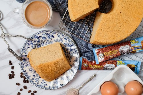 Dessert Recipes Using OLDTOWN White Coffee 3 in 1 Less Sugar (PLUS GIVEAWAY)