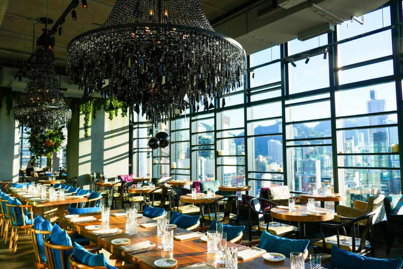 Seafood room hong kong 39 s largest seafood restaurant for Dining room hong kong