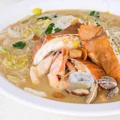XIAN Seafood White Bee Hoon - Opened By Owner of Cafe De Hong Kong