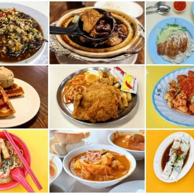 11 Amazing Places to Eat around Tanglin Halt