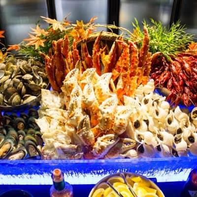Triple Three – Freshest Hokkaido Seafood at Mandarin Orchard Hotel