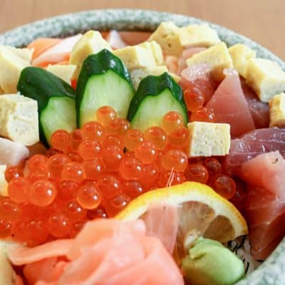 9 Places To Have Good And Affordable Chirashi Don Below $20