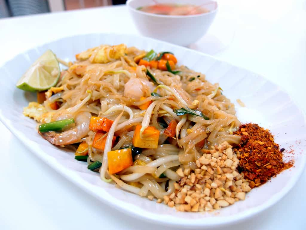 Ont authentic thai cuisine miss tam chiak for Authentic thai cuisine