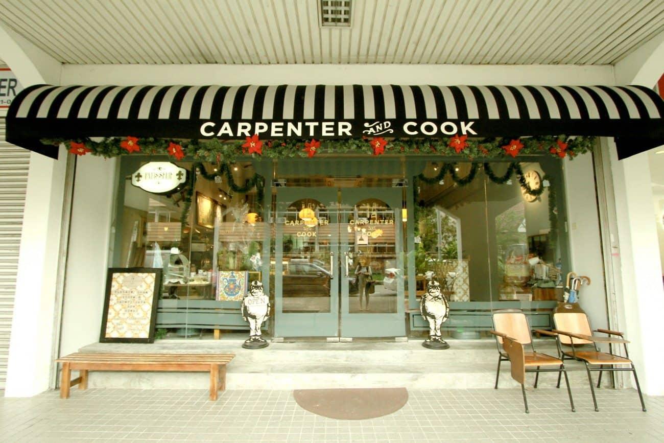 Carpenter and Cook