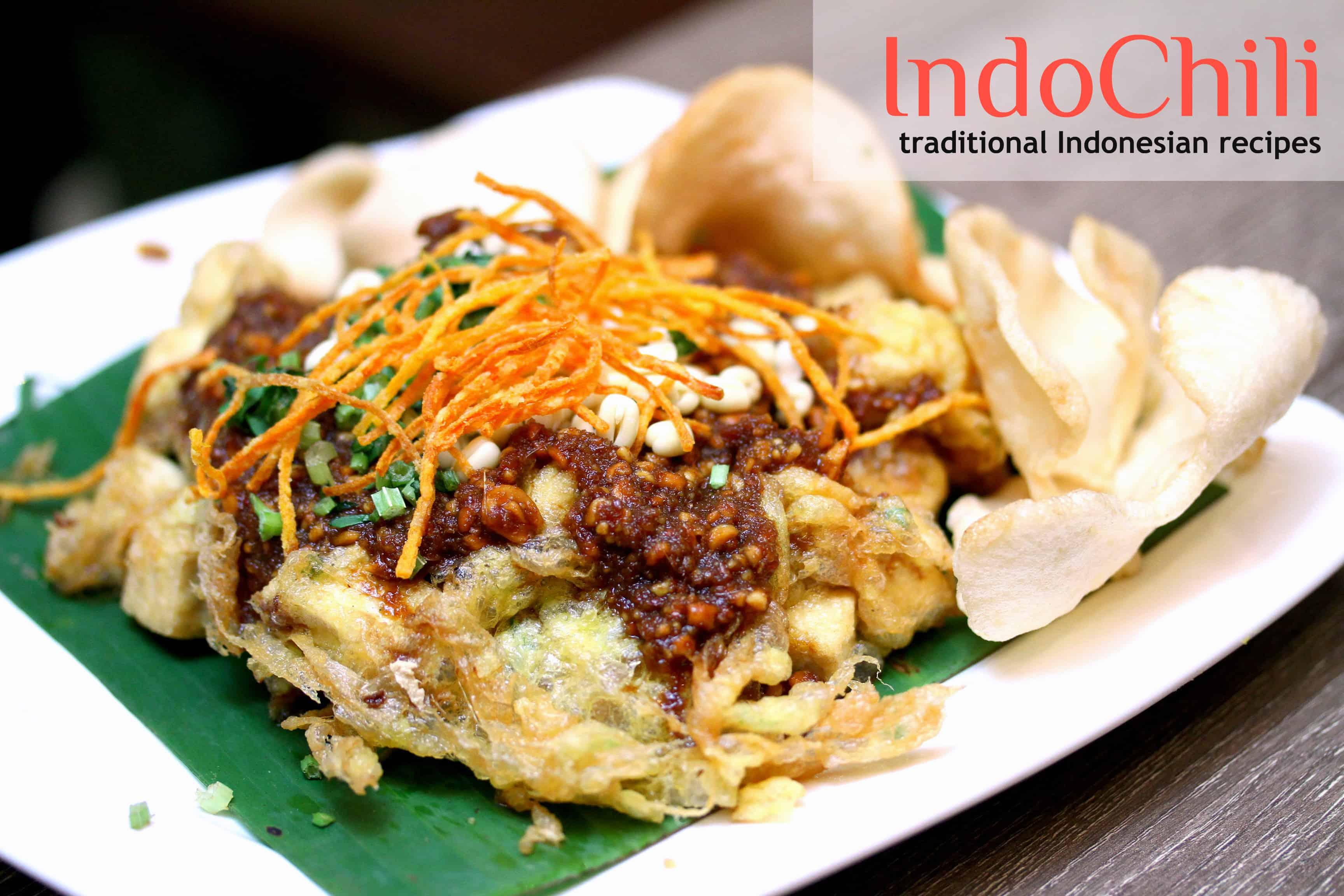 IndoChili - Traditional Indonesian Recipes - Miss Tam Chiak