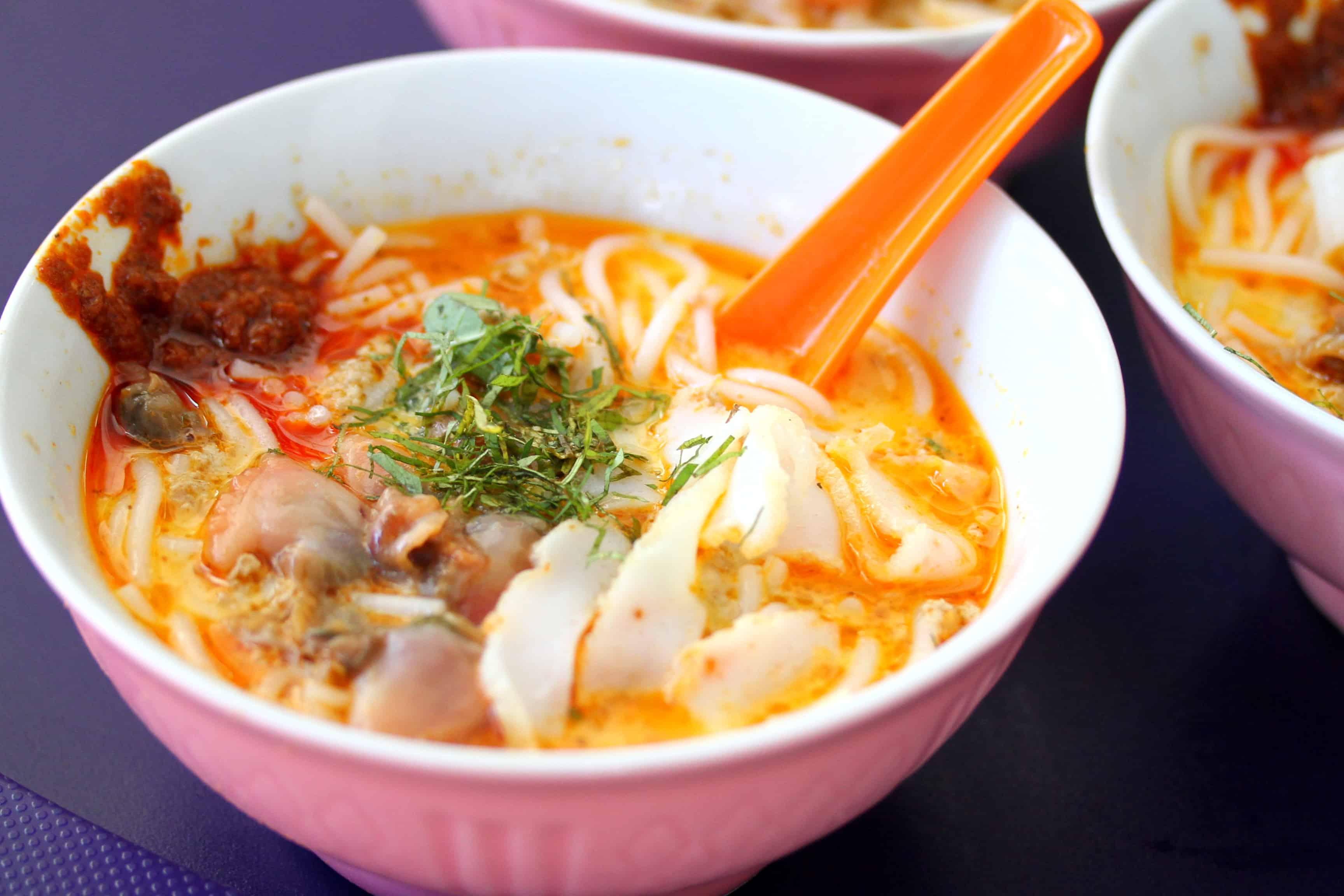 Sungei Road Laksa - Old School $3 Laksa at Jalan Berseh Review