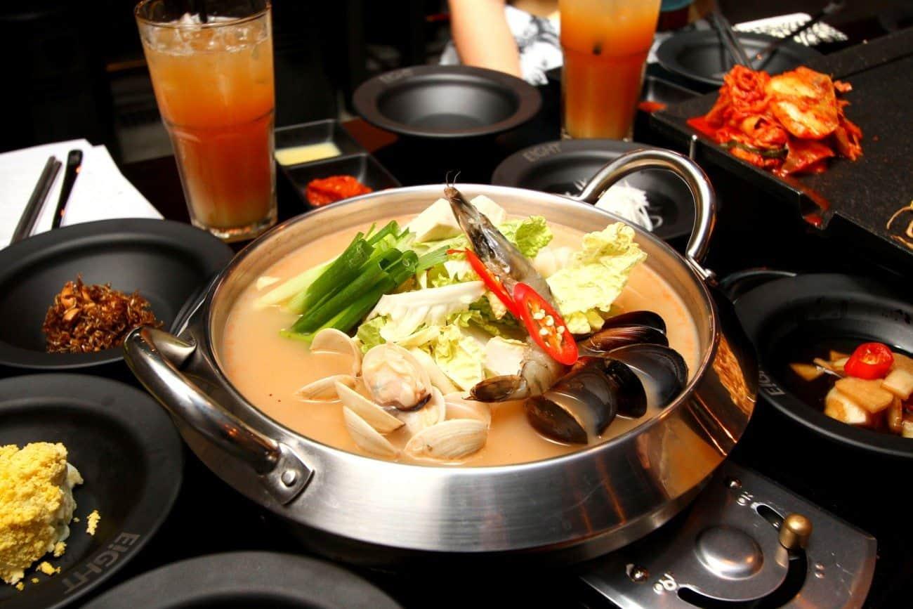E!GHT Korean BBQ