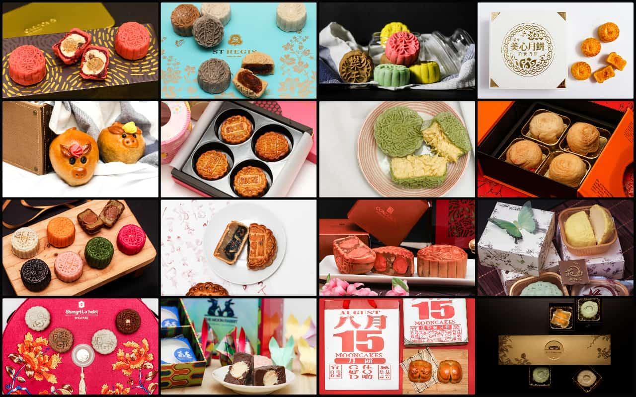 Mooncake Guide 2014
