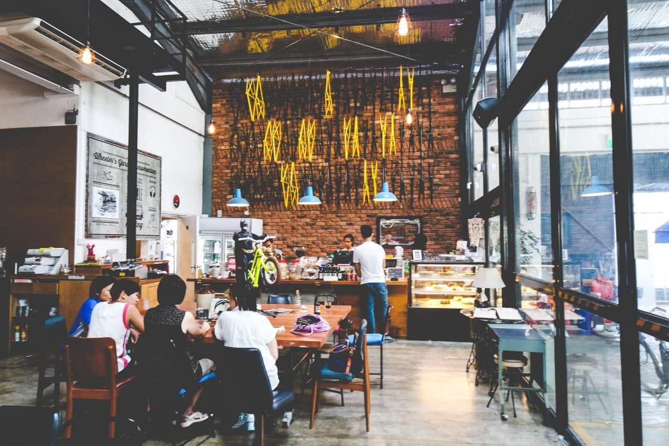 Wheeler's Yard Interior
