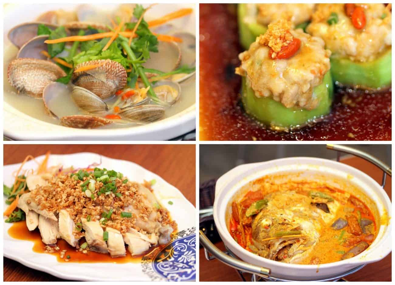 Yu Cun Claypot Curry Fish Head