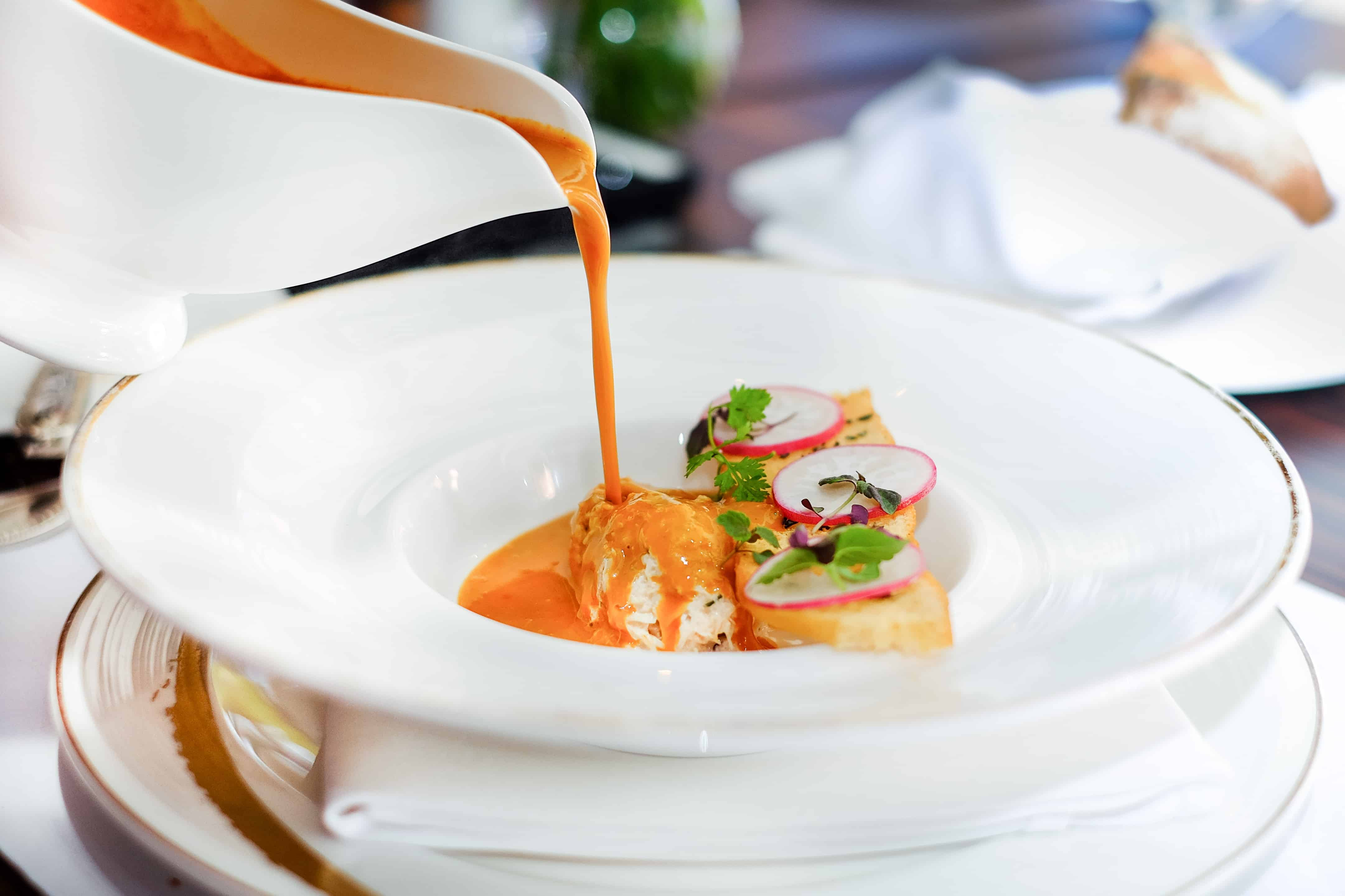 Brasserie les saveurs chef thomas cruise presents new for Cuisine tom cruise