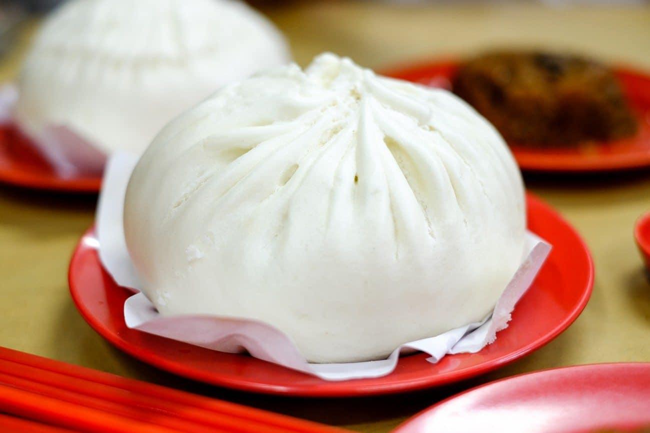 The Ye Zi Mei Bao at Ye Zi Mei Bao Handmade Dim Sum