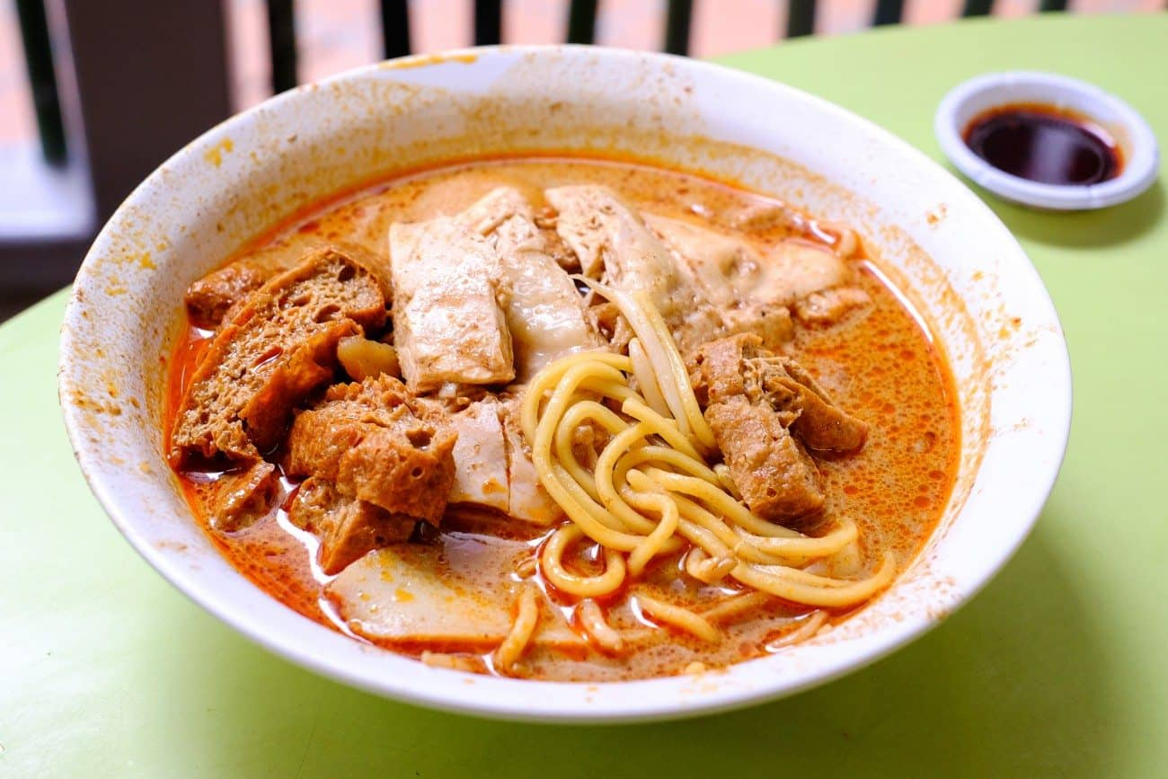 Heng Kee Curry Chicken Bee Hoon Mee @ Hong Lim Food Centre