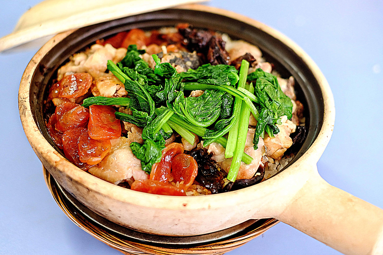 claypot rice singapore Lian He Ben Ji Claypot Rice @ Chinatown Complex