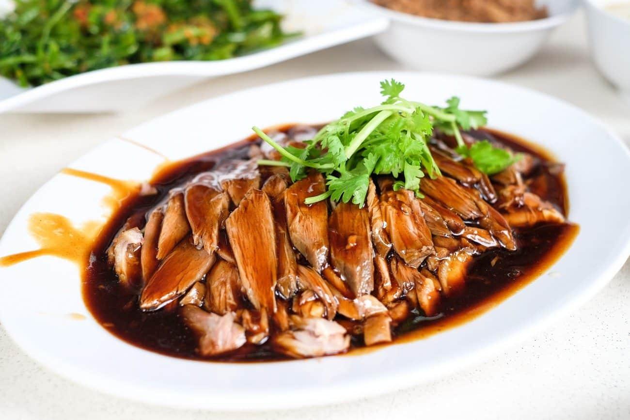 South Buona Vista Road Famous Teochew Boneless Duck Rice