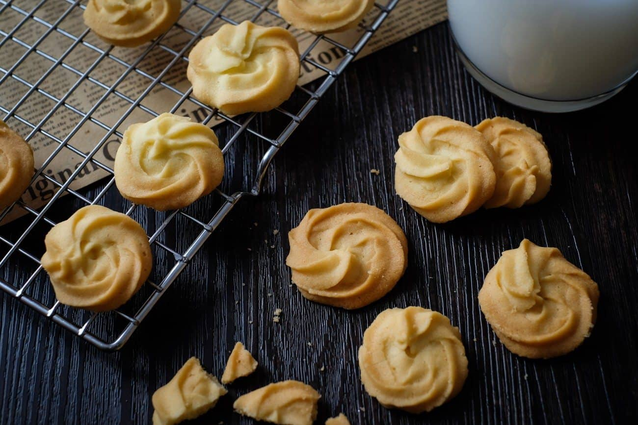 Ultimate Butter Cookies