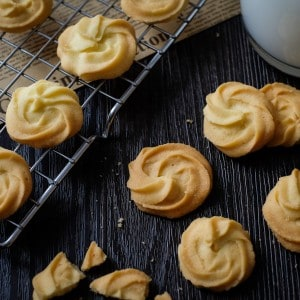 Recipe - The Ultimate Butter Cookies (some say, it tastes like Jenny Bakery!)