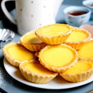 Recipe - Egg Tarts