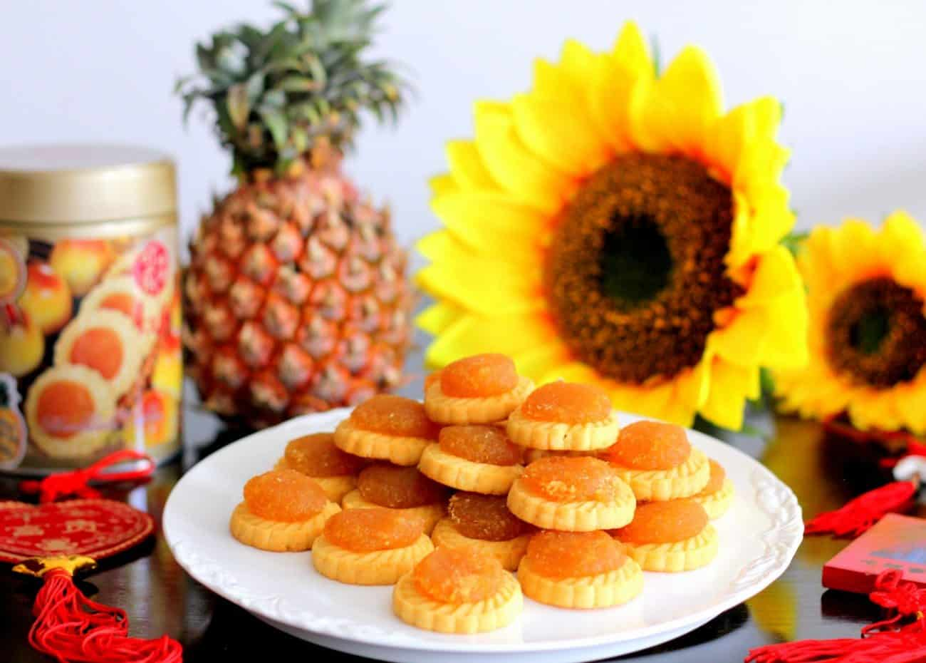 Pineapple Tarts You Should Try in Singapore
