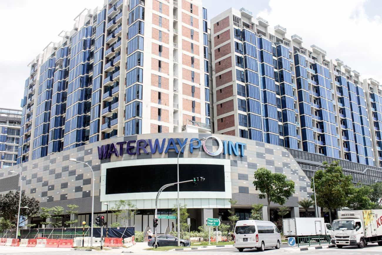 Image result for waterway point punggol