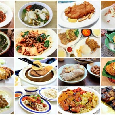 25 Places to Eat Cheap & Good Food in Orchard under $10 (some even below $5)