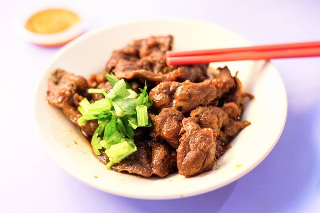 J & J Special Beef Noodle