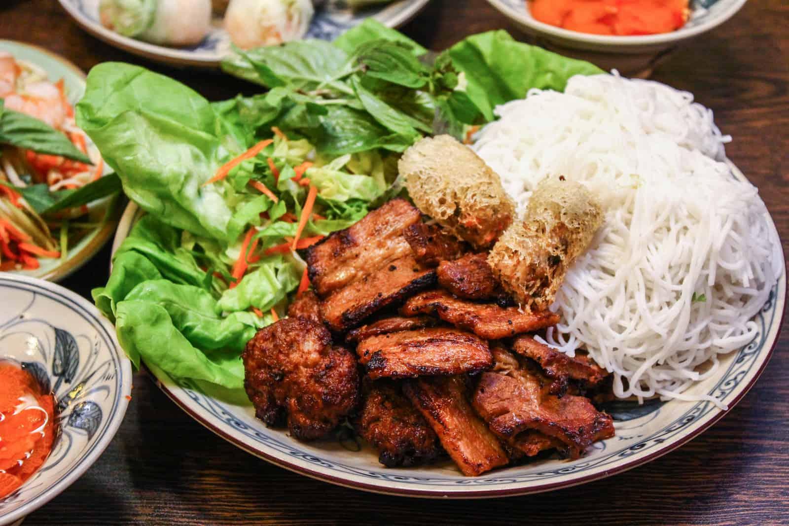 Tonkin vietnamese cuisine anson road northern for Authentic cuisine