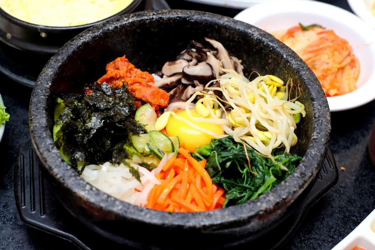 Korean Restaurant Guide App