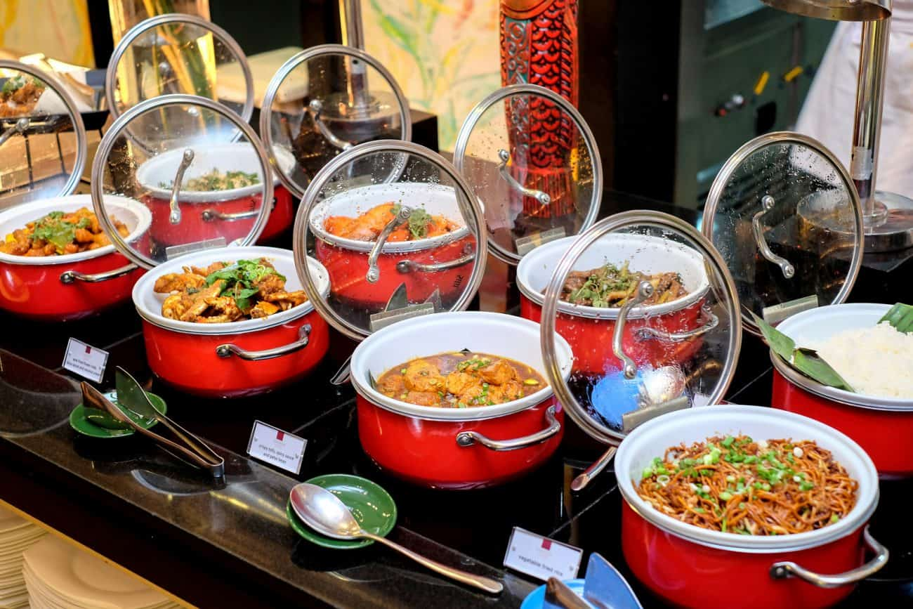 Terrific 9 Delicious Stations At Oscars 1 For 1 Dinner Buffet Interior Design Ideas Tzicisoteloinfo