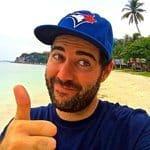 Travel Blogger Dave Brett