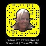 Travel Blogger Kathryn Burrington