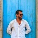 Travel Blogger Nelson Carvalheiro