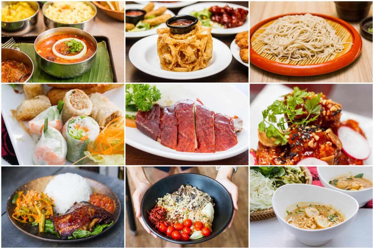 Suntec City Restaurants