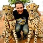 Travel Blogger Marcello Arrambide