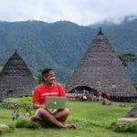 Travel Blogger Muhammad Arif Rahman