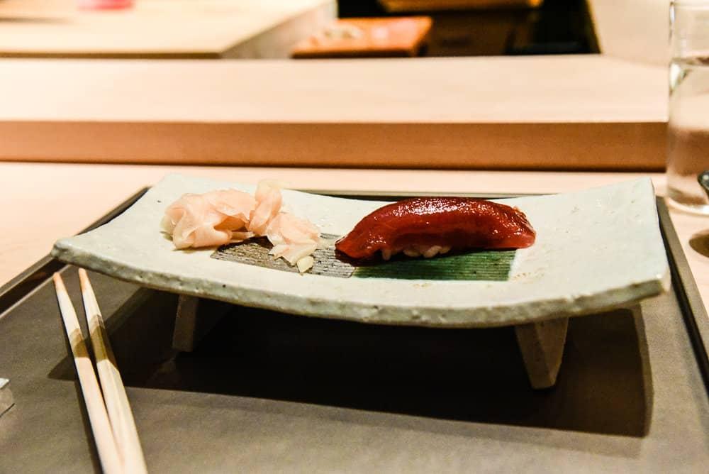 Sushi SORA in Tokyo