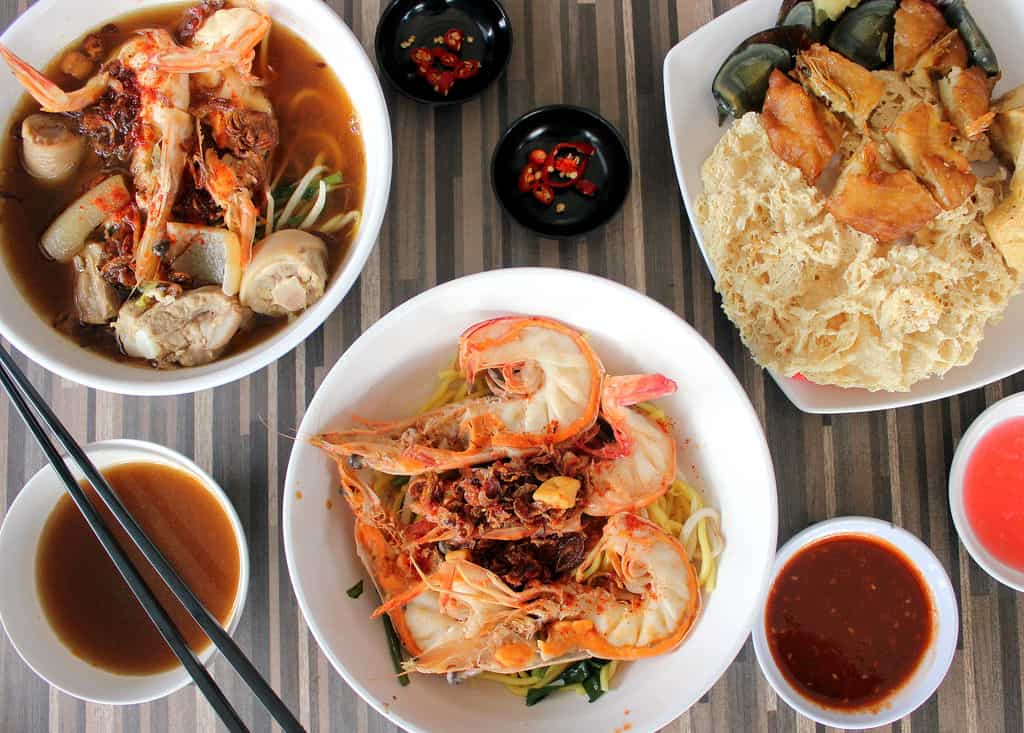 Delicious Eats In Jalan Kayu