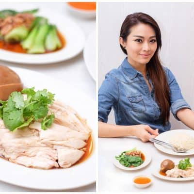 The Caffeine Addicts - Ex Air Stewardess Sells Chicken Rice & Kopi in Jalan Besar