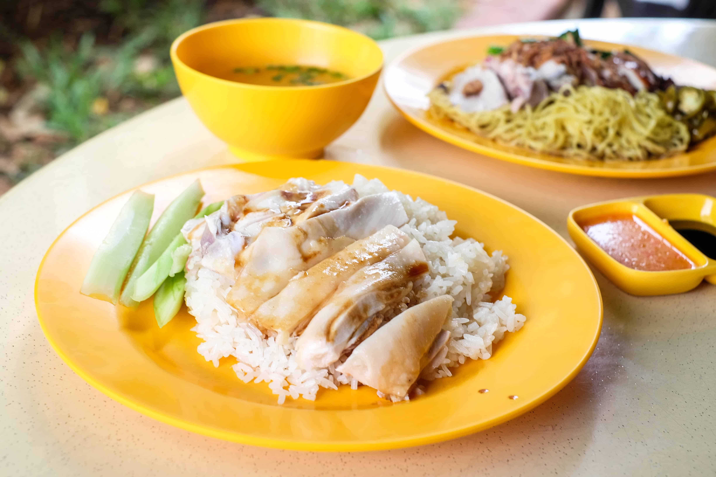 Edmond Chicken Rice Halal Certified Chicken Rice In Tanglin Halt