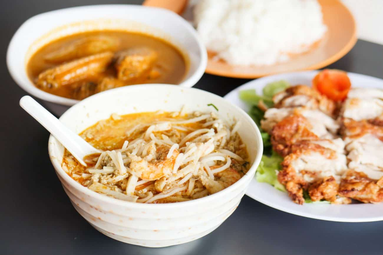 The Original Katong Laksa