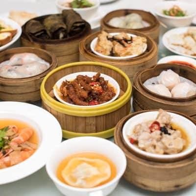 Peach Garden Weekend Dim Sum Buffet is back – 1 Dines FREE with every 3 Paying Adults!
