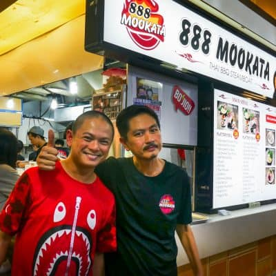 888 Mookata - Celebrity Owned Mookata, Opens till 2AM!