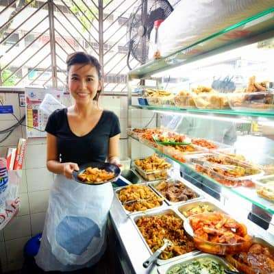 Istimewa Kitchen - Affordable Nasi Padang in Bedok Industrial Park