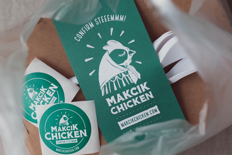 Makcik Chicken Takeaway
