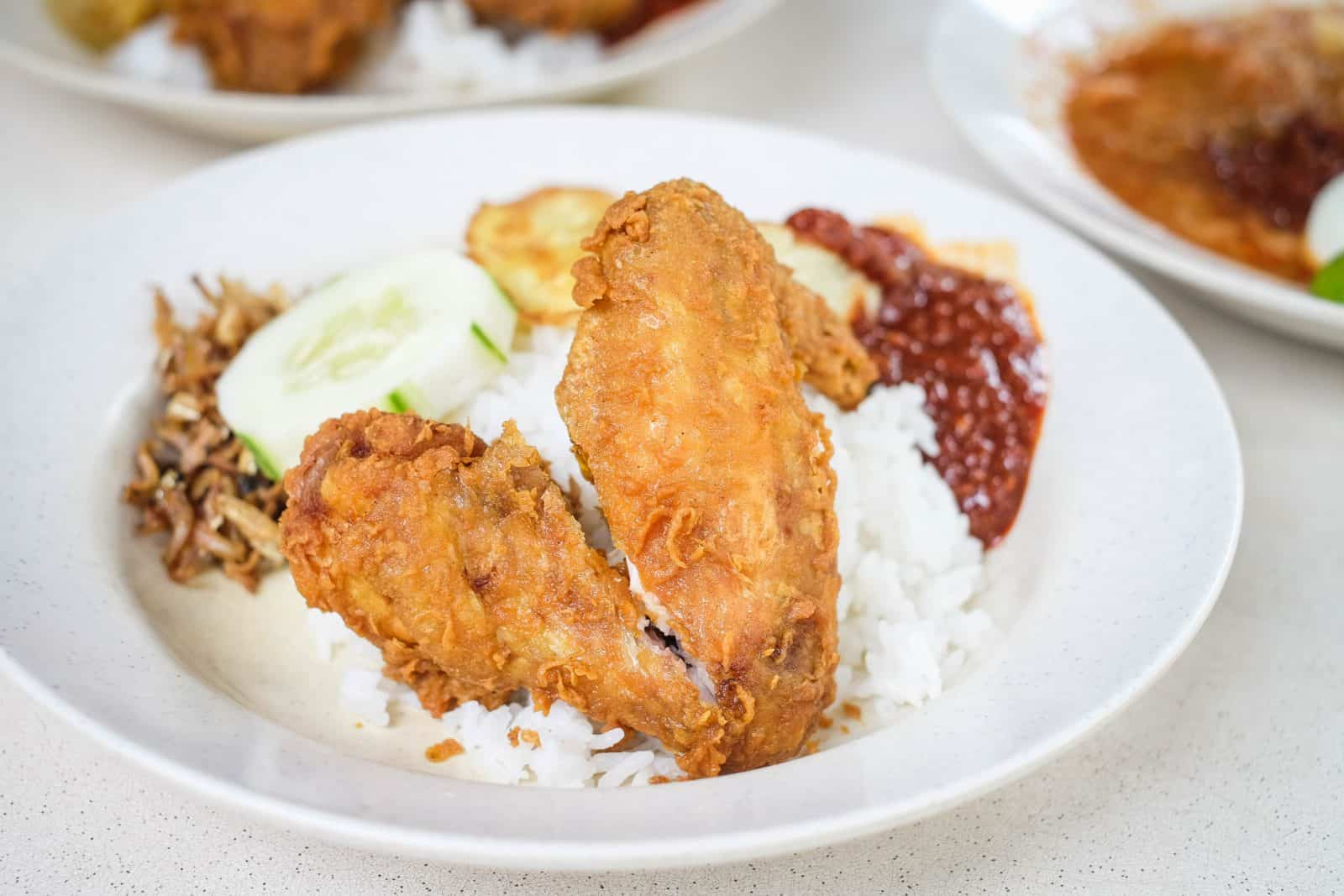 Chai Chee Nasi Lemak - Good Ol' Nasi Lemak in Hougang